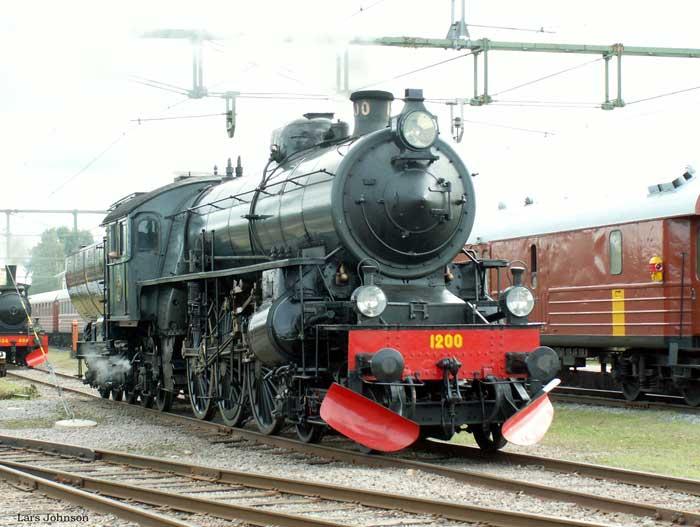 dansk tåg
