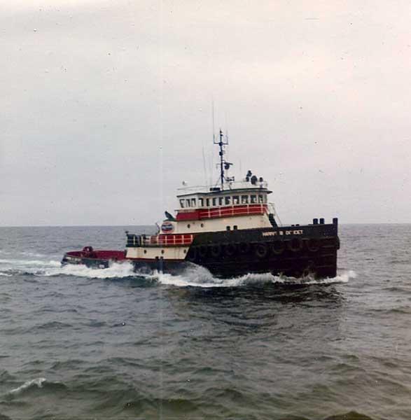 bogserbåt till salu