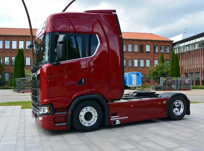 Scania S 650