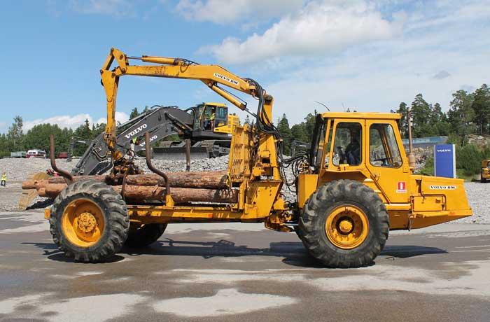Bm Volvo Sm 462